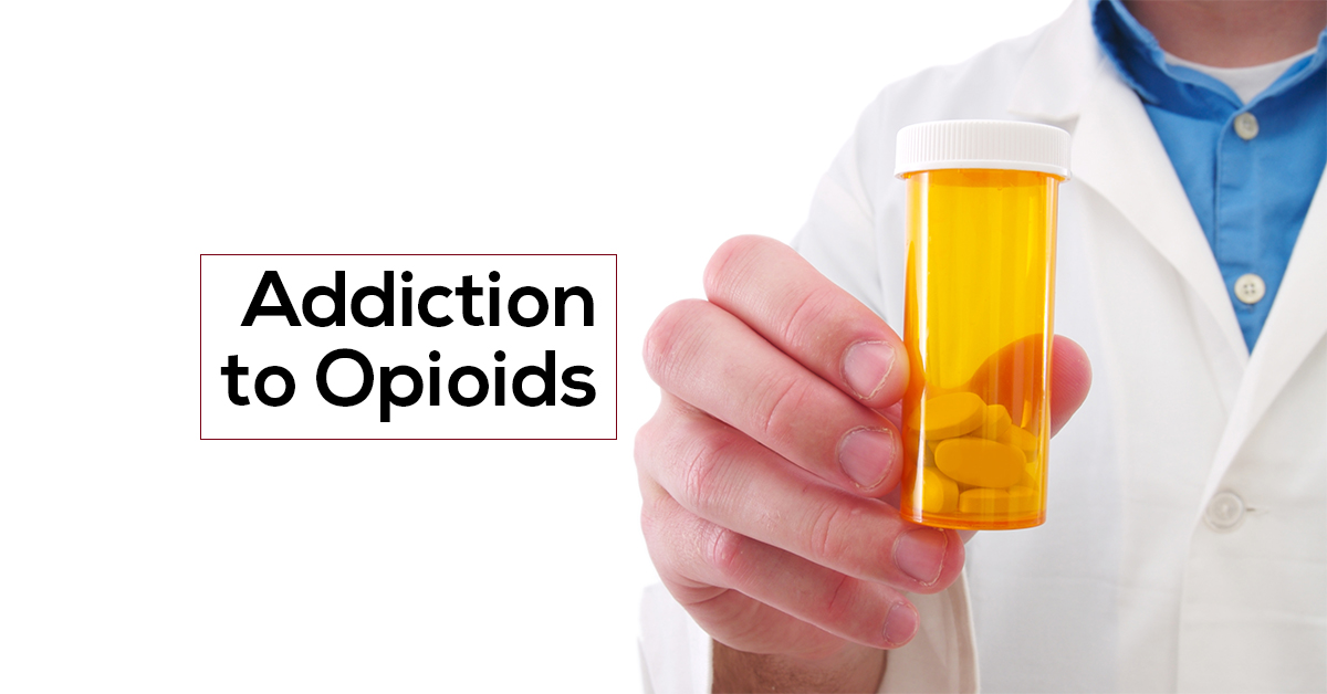 Read more about the article Addiction to Opioids